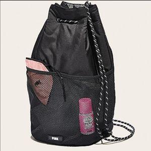 PINK Victoria's Secret Drawstring Backpack